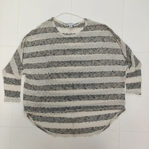 Cotton On Oversized Stripe Top